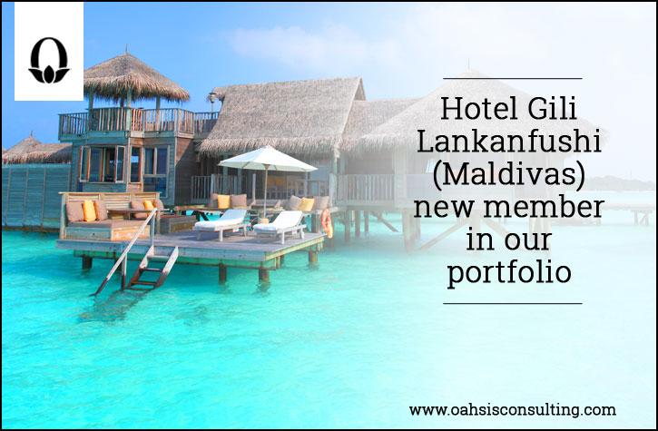 Hotel Gili Lankanfushi, nueva incorporación a nuestro portfolio