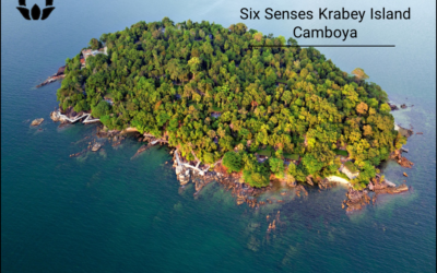 Six Senses Krabey Island, Nueva Inauguración (Camboya)