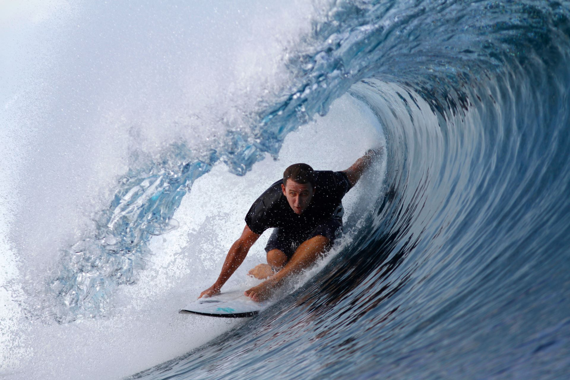 Surf en Six Senses Fiji
