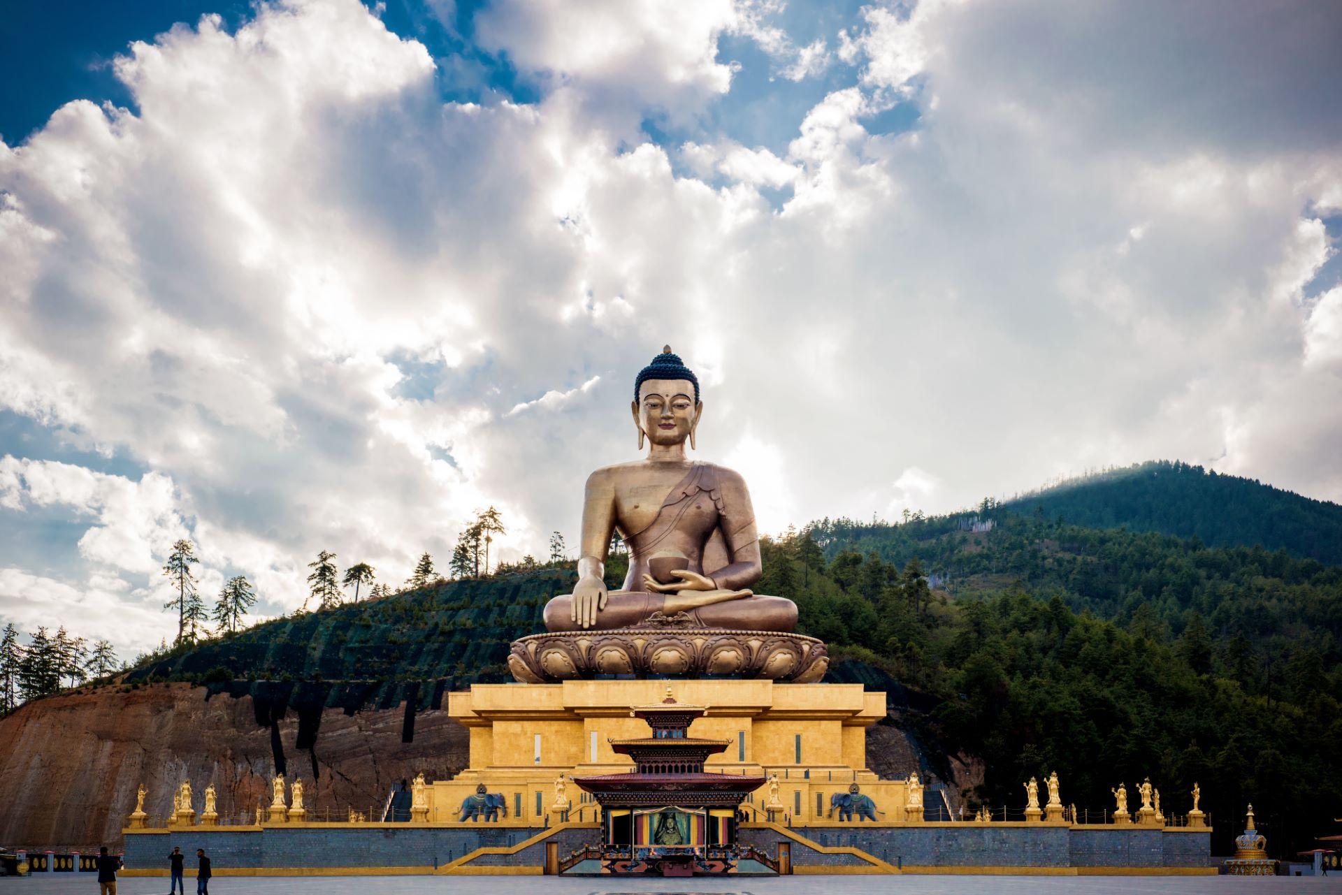 Buddha Dordenma en Thimphu