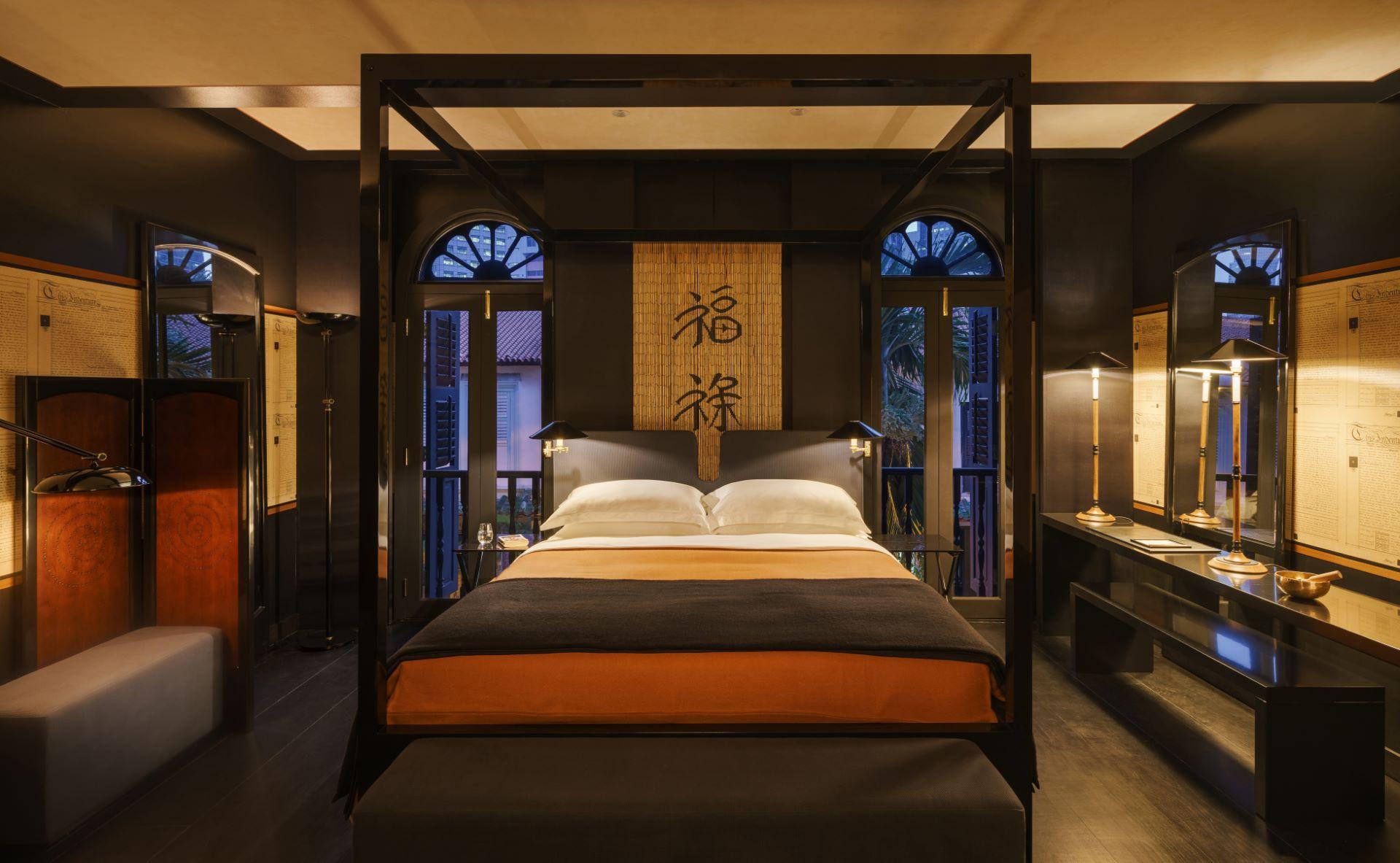 Opium Room en Six Senses Duxton
