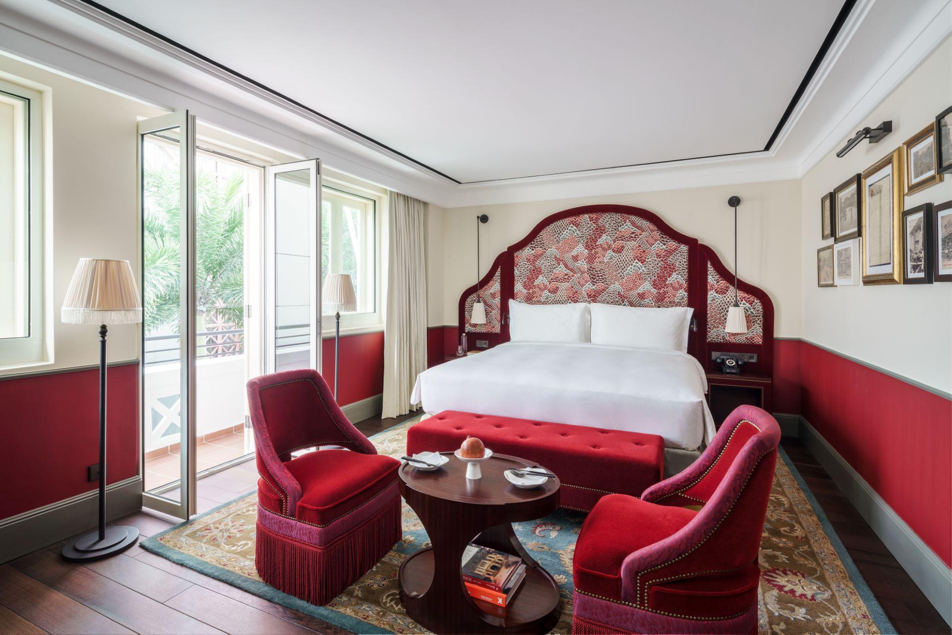 The Terrace Room en Six Senses Maxwell