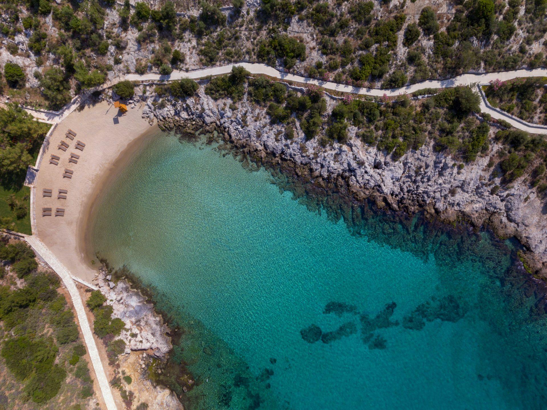 Bahía Orta en Six Senses Kaplankaya