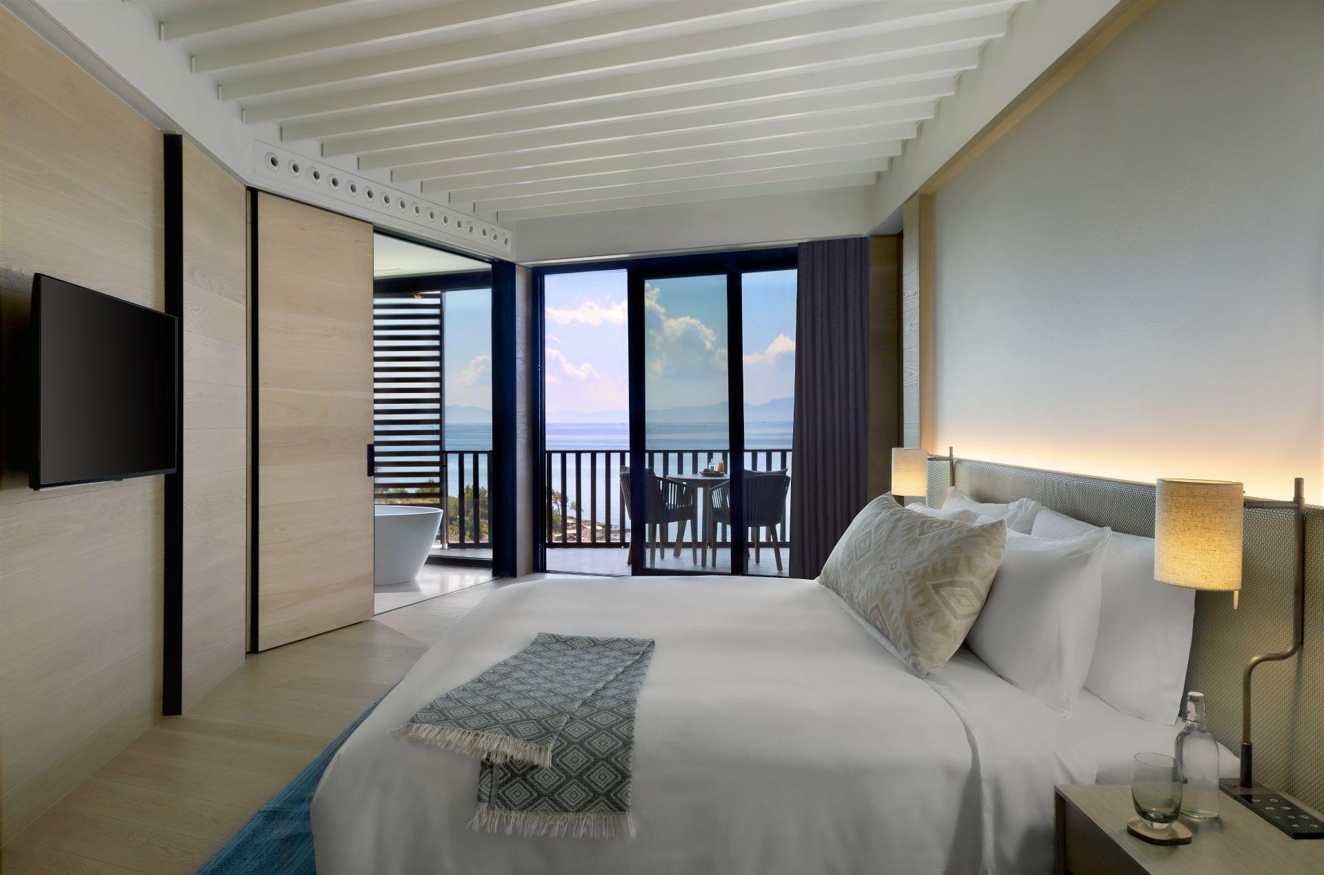 Seaview Deluxe Room en Six Senses Kaplankaya