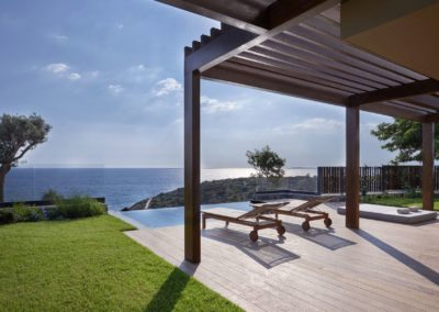Seaview Ridge Villa with Pool en Six Senses Kaplankaya