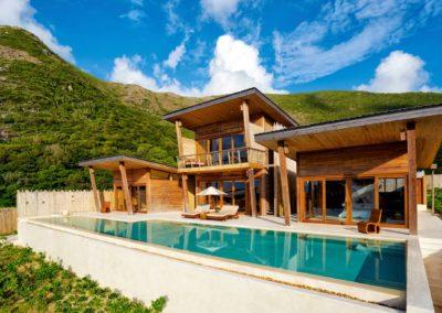 Ocean View 4 Bedroom Pool VIlla en Six Senses Con Dao