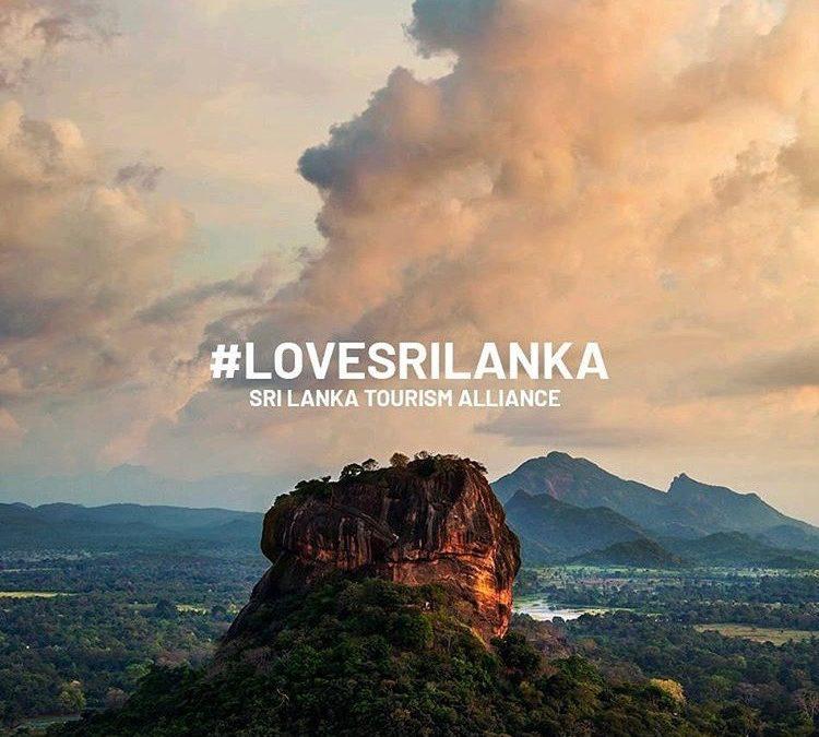 #LOVESRILANKA. Nueva iniciativa de empresas turísticas del país.