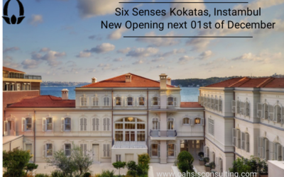 New Opening, Six Senses Kocatas, Instanbul 01st of December