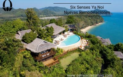 Six Senses Ya Noi. Ultimas novedades 2020